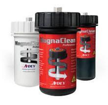 Magnacleanse filters for optimum heating efficiency.